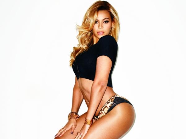 Beyoncé em ensaio para GQ