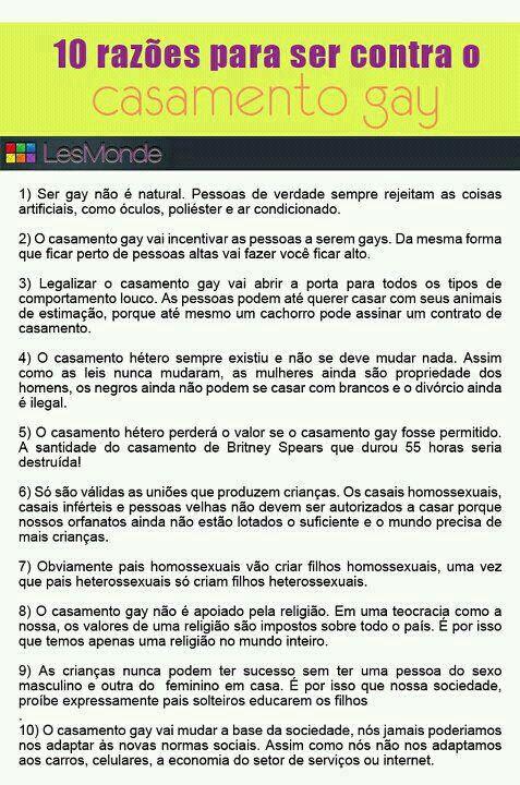 10 razões